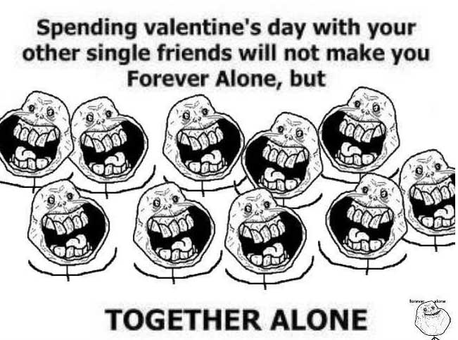 happy valentines day meme for friends - 7 Funniest Valentines day meme The Internet Never