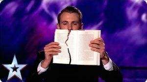 Britain's Got Talent 2016 – Richard Jones casts his spell over the Judges